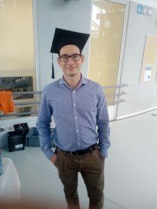 Denis graduation